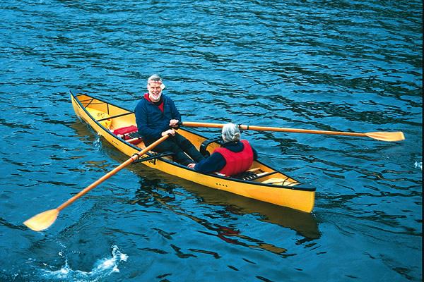 Easy Riders Heron 17 R Canoe