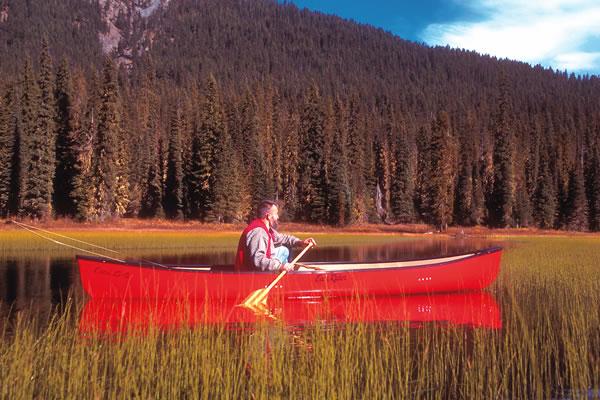 Easy Riders Ouzel 15-8 Canoe